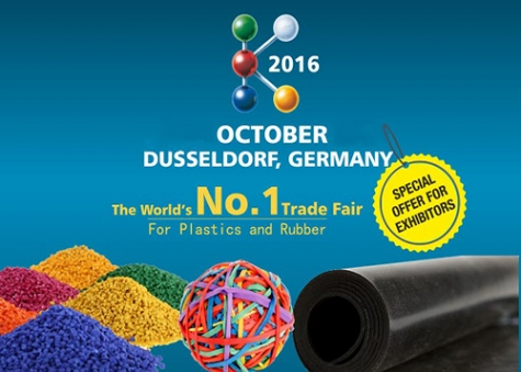 Germany Plastics and rubber industry exhibition tour